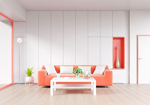 couleur pantone 2019 salon
