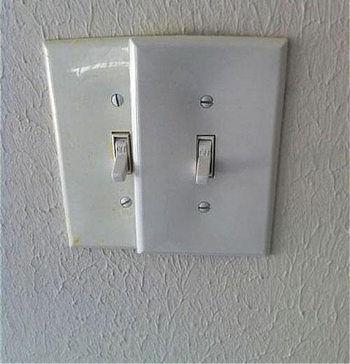 Mauvais bricoleur en électricité