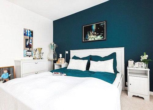 Peinture int rieure top 5 des couleurs 2019 - Les chambre a coucher ...