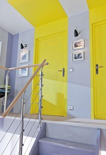 comment peindre des boiseries int rieures habitatpresto. Black Bedroom Furniture Sets. Home Design Ideas