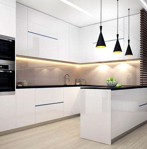Peinture de cuisine : 6 couleurs tendances en 2019