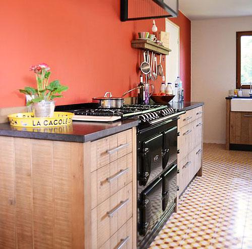 Peinture de cuisine 6 couleurs tendances en 2019 - Peinture pour cuisine laquee ...