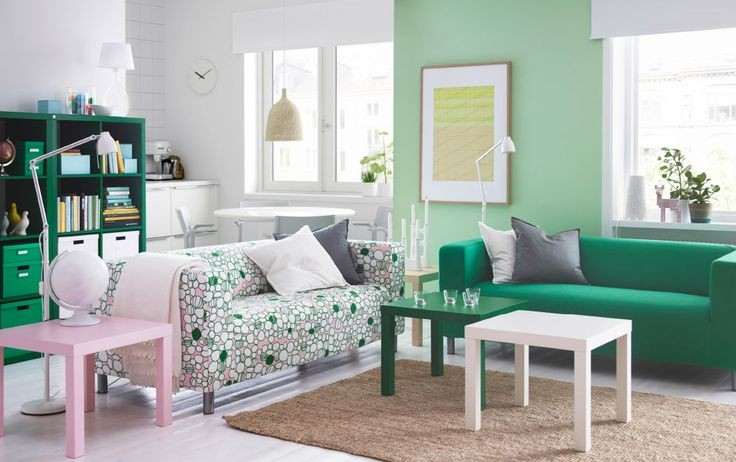 Salon tendance peinture t 2017 habitatpresto for Ideas salones ikea