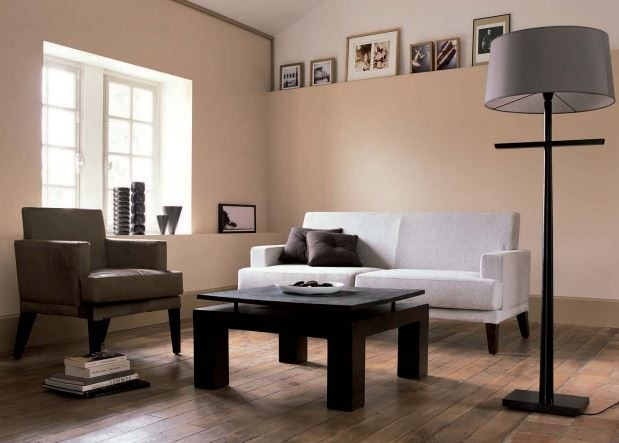 quelle finition de peinture pour quelle pi ce. Black Bedroom Furniture Sets. Home Design Ideas