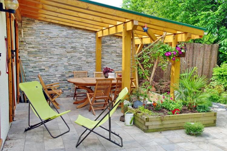 Terrasse En Bton  Comparatif Des Types Et Prix  Habitatpresto