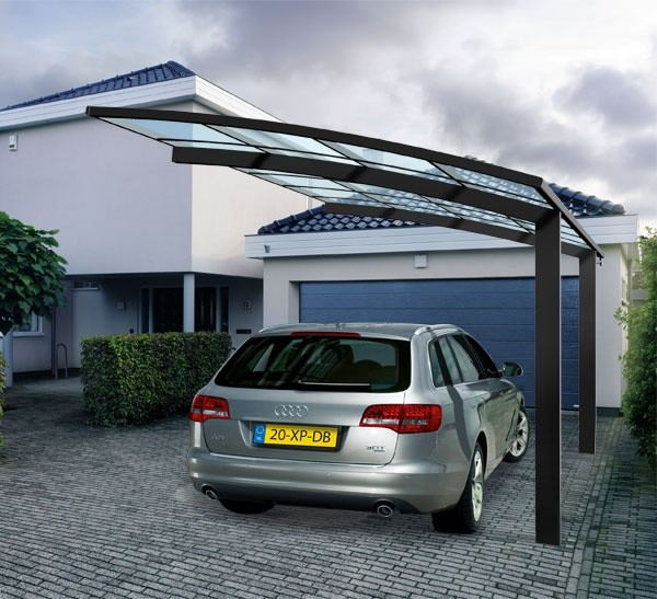 Carport une solution conomique pour prot ger sa voiture for Costruendo un garage per 2 auto