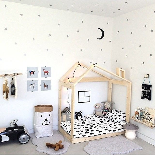 10 id es peintures pour chambre d 39 enfant. Black Bedroom Furniture Sets. Home Design Ideas