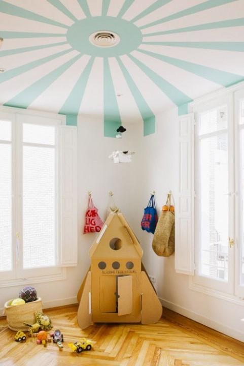 10 Idées Peintures Pour Chambre D'Enfant | Habitatpresto
