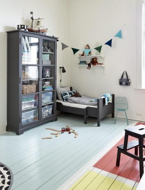 10 id es peintures pour chambre d 39 enfant habitatpresto - Peinture pour chambre enfant ...