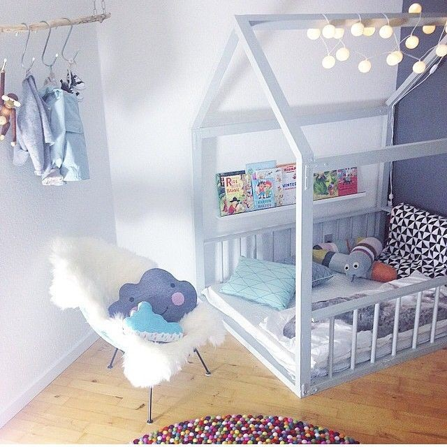 10 id es de chambre originale pour enfant. Black Bedroom Furniture Sets. Home Design Ideas