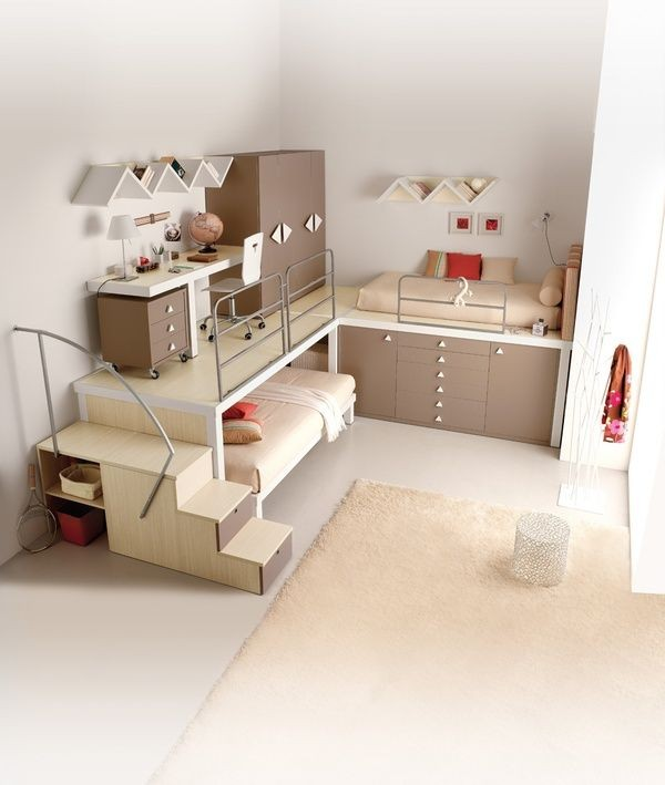 10 id es de chambre originale pour enfant habitatpresto. Black Bedroom Furniture Sets. Home Design Ideas