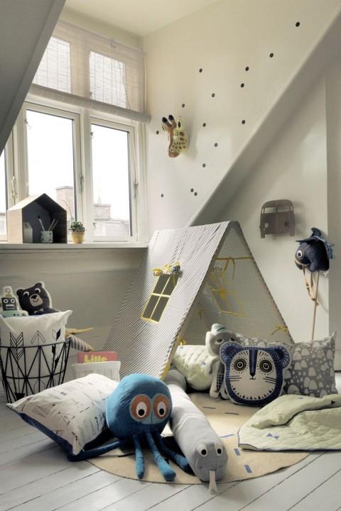 Décoration : 9 Idées de chambres d\'enfant