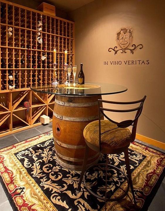 aménagement cave à vin conseils
