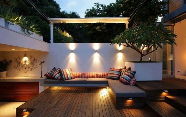 10 idées d\'éclairage extérieur pour la maison | Habitatpresto