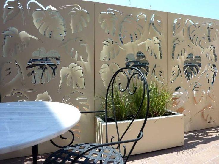 Prot ger son balcon du vis vis id es habitatpresto - Idee occultation jardin ...