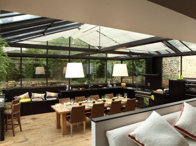 Projet v randa orientation et implantation habitatpresto for Agrandissement maison avec une veranda