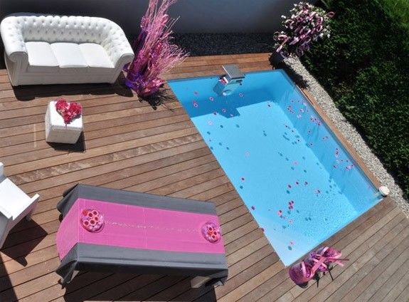 Anime mini piscine piscinelle for Mini piscine