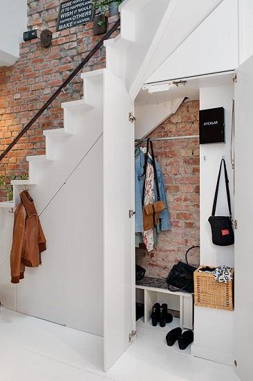 Aménager L Espace Sous L Escalier 10 Idées De Rangements