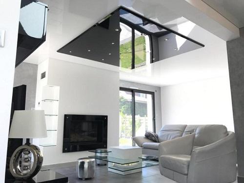 Plafond tendu : la solution pour rénover un plafond à pas cher