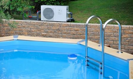 Les types de chauffage pour la piscine priv e habitatpresto for Pompe a chaleur piscine economique