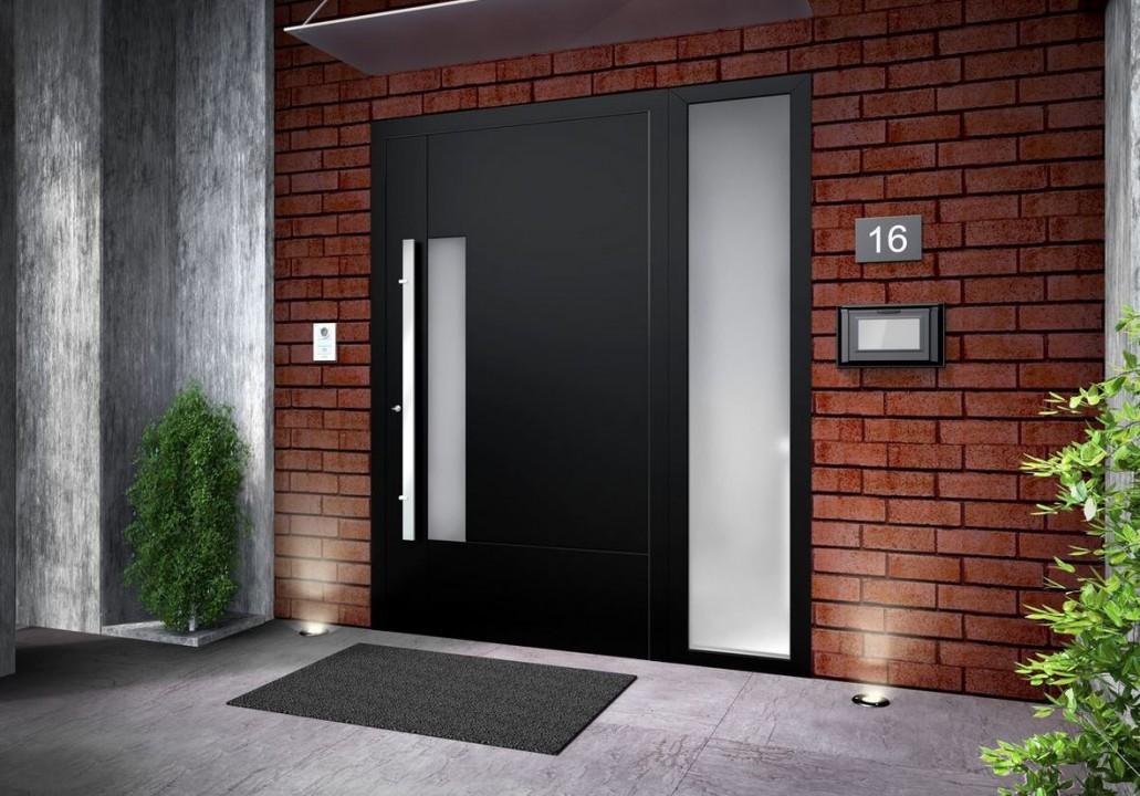 Id es et tendance porte d 39 entr e 2017 habitatpresto - Imposte pour porte d entree ...