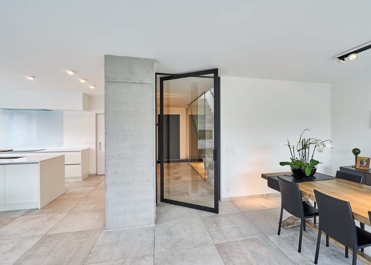 les portes pivotantes int rieures quelle classe habitatpresto. Black Bedroom Furniture Sets. Home Design Ideas