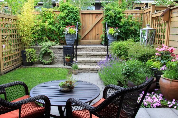 Portillon de jardin : le tableau comparatif
