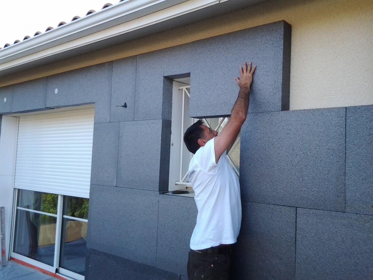 Isolation Mur Exterieur Renovation isolation par l'extérieur : que faut-il penser du polystyrène ?