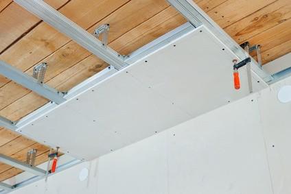 plafond revêtement