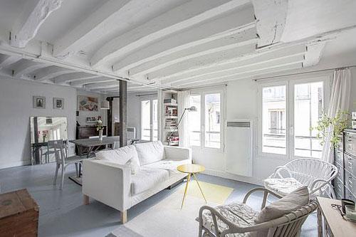quelle peinture pour peindre des poutres en bois on vous dit tout. Black Bedroom Furniture Sets. Home Design Ideas