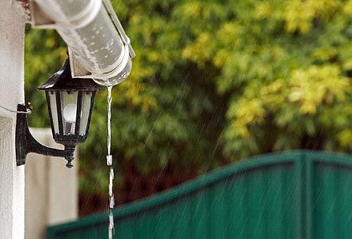 récupération eau