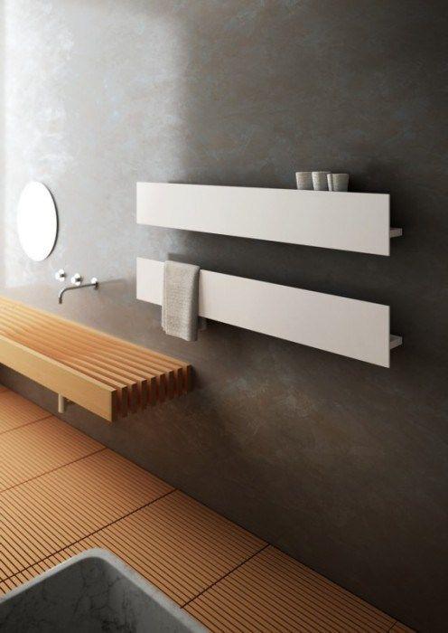 Radiateur électrique design : 20 idées du salon à la salle ...