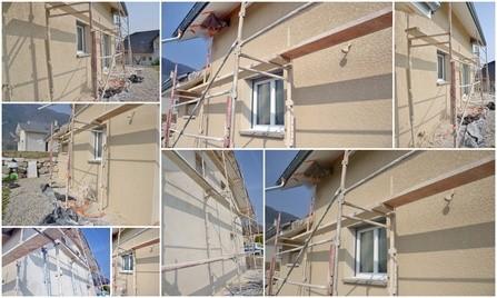 Construire ou rénover sa façade : avec quels matériaux ?