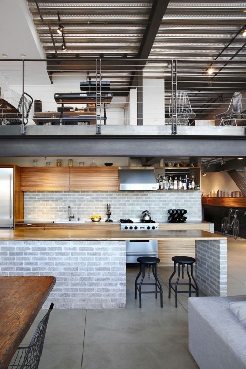5 conseils pour bien am nagement un loft habitatpresto for How to design a loft