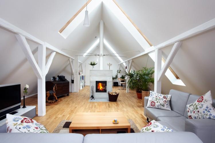 Rénovation d\'un appartement sous combles | Habitatpresto
