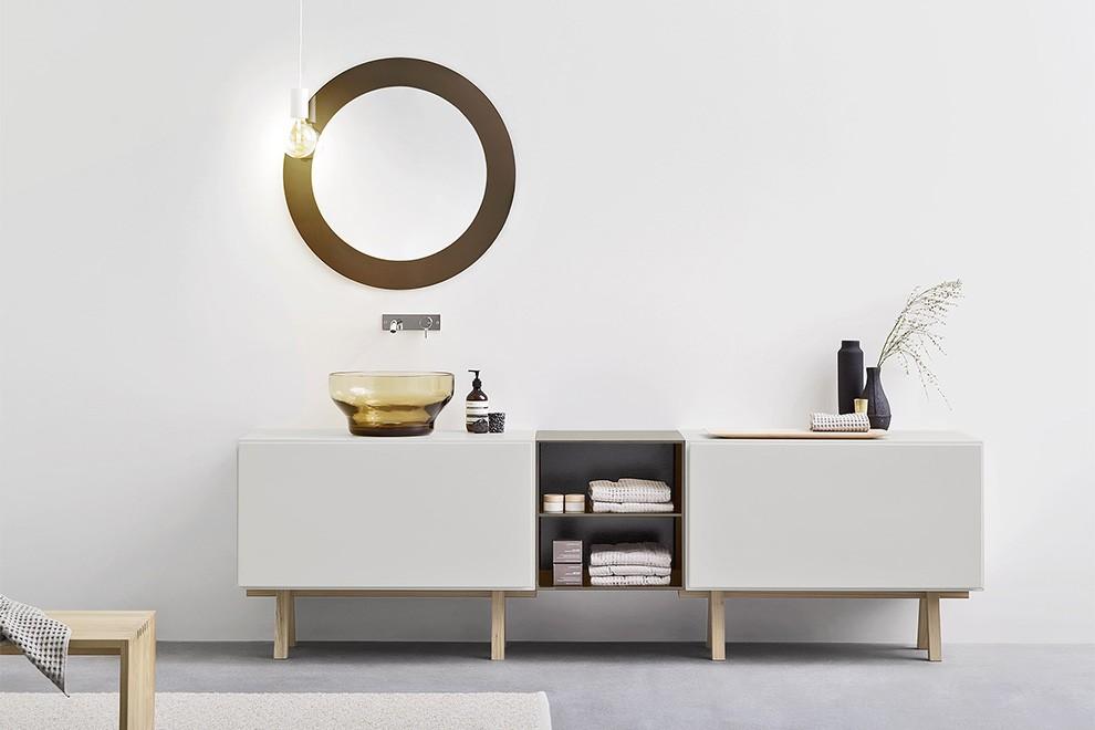 tendances 2015 d co salle de bain habitatpresto. Black Bedroom Furniture Sets. Home Design Ideas
