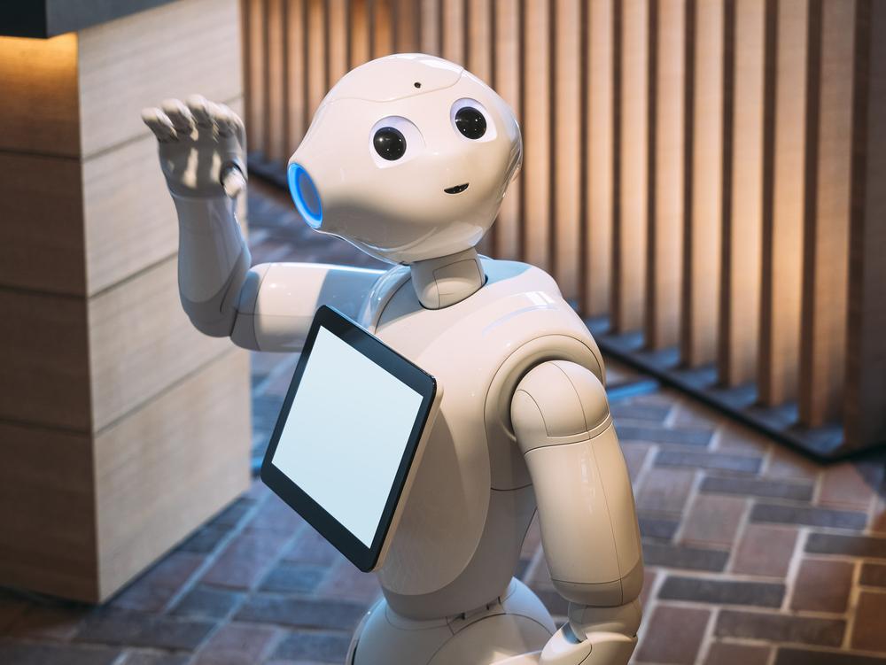 robot assistant