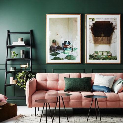 rose-vert