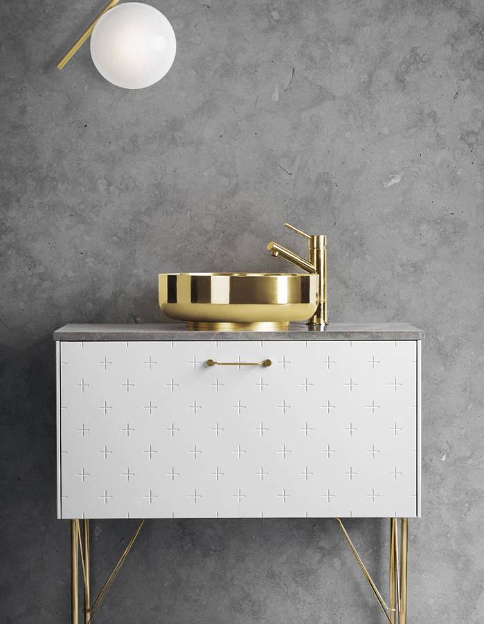 tendances salle de bain 2018. Black Bedroom Furniture Sets. Home Design Ideas