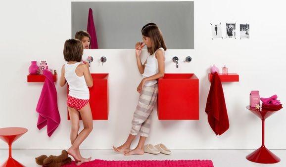 Amnager Une Salle De Bain Pour Enfants  Habitatpresto