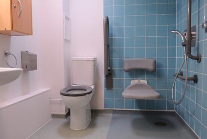 salle de bain amnage - Norme Salle De Bain Pour Handicape
