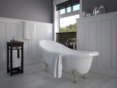peinture salle de bain : nos conseils pour bien choisir & peindre ... - Quelle Peinture Pour Plafond Salle De Bain