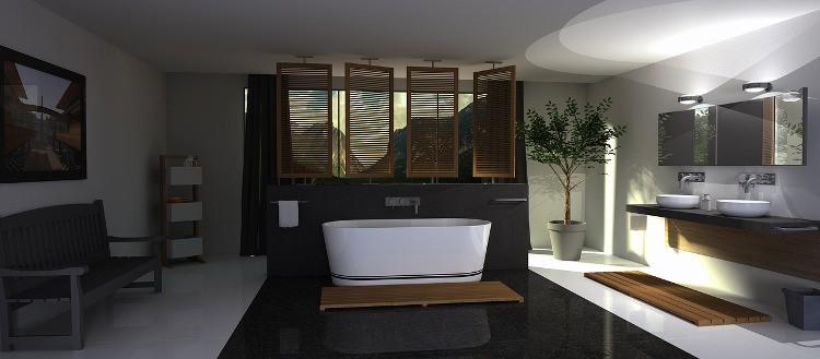 Exceptionnel Salle de bain : choisissez votre type de douche | Habitatpresto ZI11