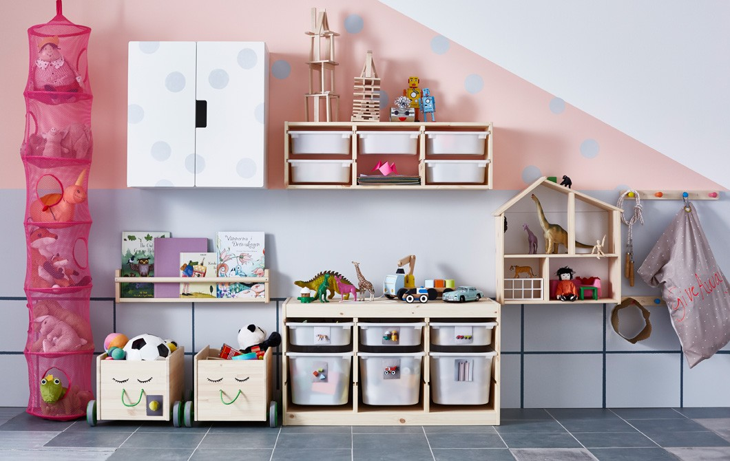 id es d co pour salle de jeux enfants habitatpresto. Black Bedroom Furniture Sets. Home Design Ideas