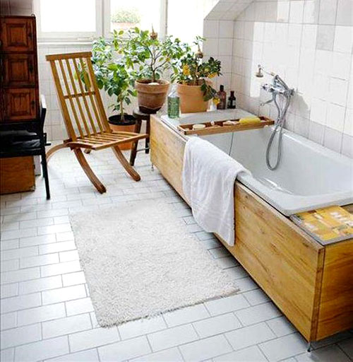 Salle de bains en bois : 5 inspirations pour une déco zen