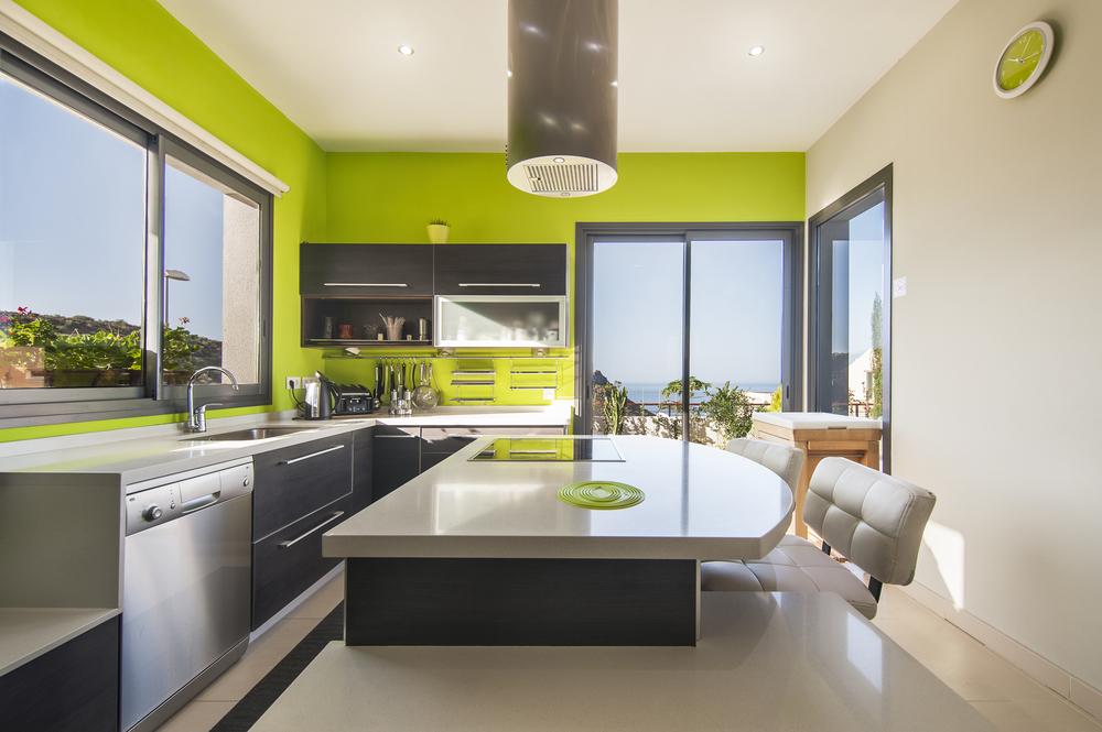 Peinture de cuisine quelle couleur et finition choisir for Choisir couleur peinture cuisine