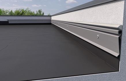 Solin toit terrasse