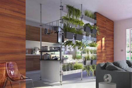 Cr er son propre jardin int rieur habitatpresto for Separation entre salon et sejour