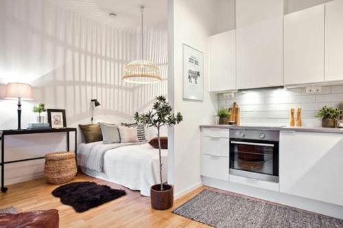 aménagement appartement étudiant