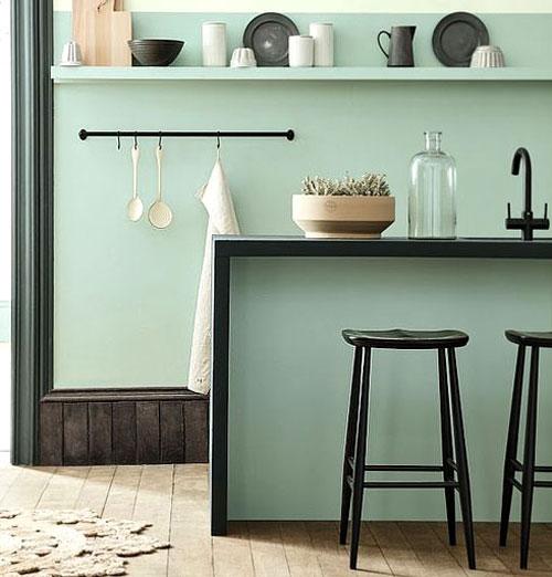 Tendances cuisine 2019 5 id es d co adopter - Palette de couleur pour cuisine ...